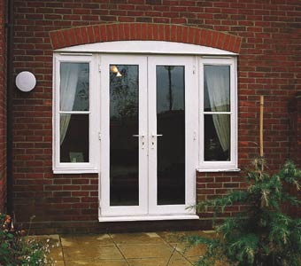Upvc french doors manchester for Porch windows and doors