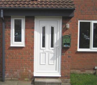 Upvc front doors replacement upvc doors upvc porch for Replacement upvc windows